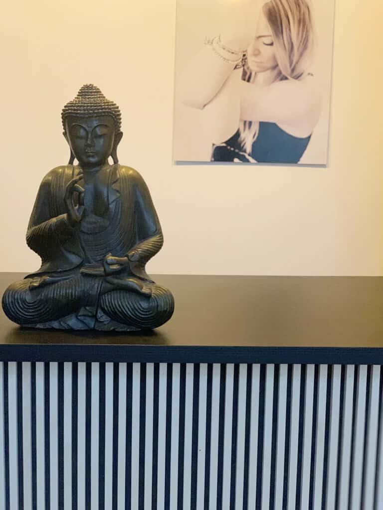 Foto van Sukha Yoga Amsterdam op de gesloten locatie.